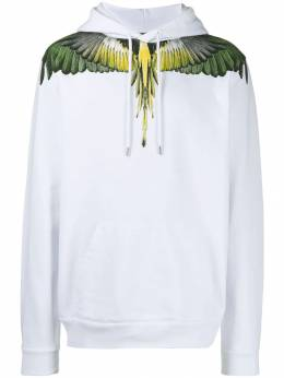 Marcelo Burlon County Of Milan - худи с принтом Wings B663E996366696988950