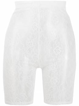 Styland lace cycling shorts 2619400