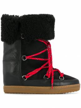Isabel Marant - сапоги Nowly 03599A639S9593339300