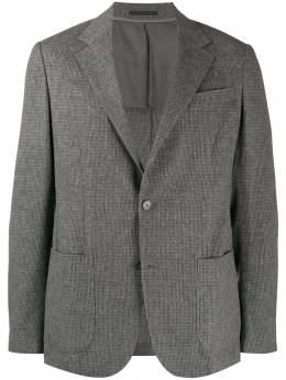 Z Zegna - fitted suit jacket 3559DNMG695059583000