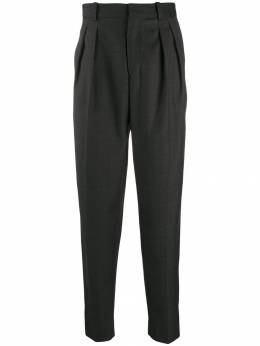 Isabel Marant - Nicklas straight-leg trousers 96699A600H9503939800