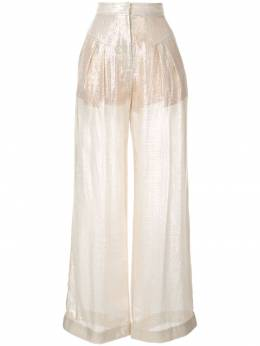 Alice Mccall - брюки Champers 08035GOLD93869660000