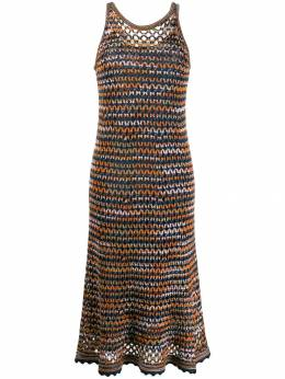 M Missoni - knit midi dress 69630K6F366NBLUE9500