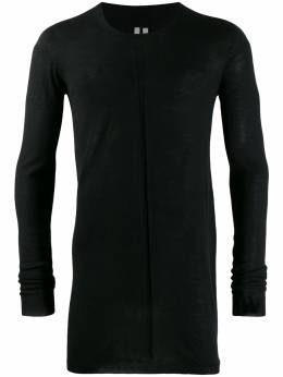 Rick Owens - round neck sweater 9F5606M9505359300000