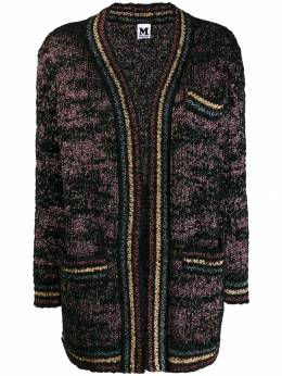 M Missoni - open front tinsel cardigan 666030K660C950399090