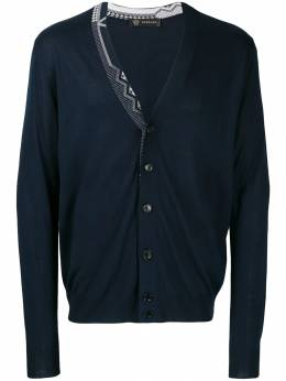Versace - button-down cardigan 666A0369959506866500