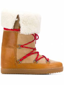 Isabel Marant - Nowly snow boots 03599A639S9503695600