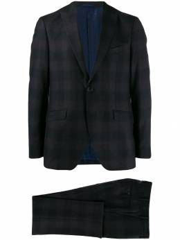 Etro - traditional check suit 86699595069695000000