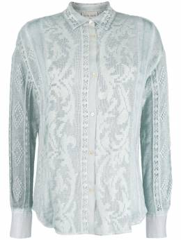 Forte Forte - sheer embroidered shirt 6MYSHIRT950359930000