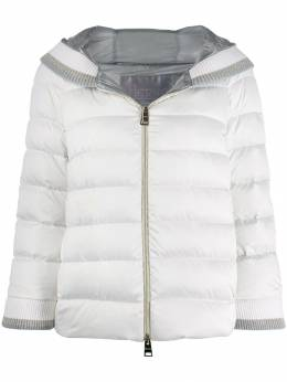 Herno - hooded padded jacket 03DR9099895035536000
