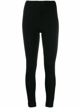 Mm6 Maison Margiela - stretch legging trousers KB6698S0356595033580