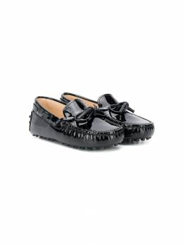 Tod's Kids - patent loafers 66G66656OW6950386900