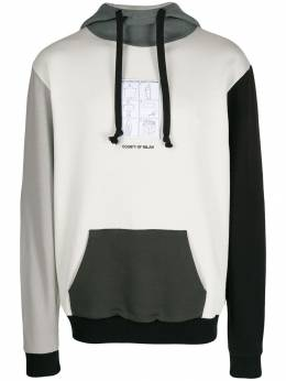 Marcelo Burlon County Of Milan - colour block hoodie B668E996366069505396