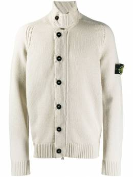 Stone Island - button-up knit cardigan 5565A395055065000000