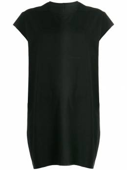 Rick Owens - short sleeve long T-shirt 9F5099JA950590860000