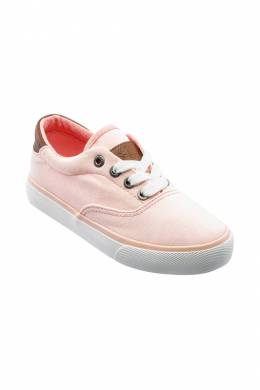 sneakers IGUANA LIFEWEAR HOLTE_JRG_POWDER_PINK_BROWN_ORANGE