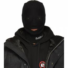 Black Disguise Balaclava Doublet 192038M15000101GB