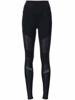 Alo Yoga - high waisted moto leggings 95RBLKGLSSY995939950