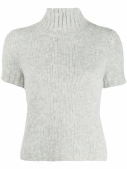 Red Valentino - knitted turtleneck jumper KCB655LV950398390000