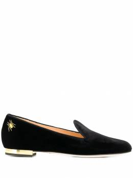 Charlotte Olympia - spider ballerina shoes 66535369566695089650