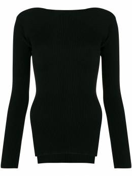 Alexander Wang - ribbed knit sweater 09999969509653600000