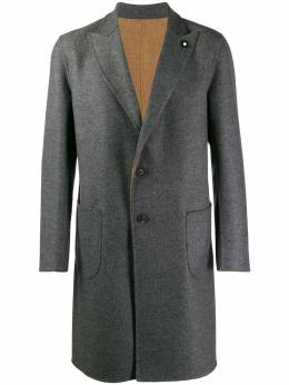Lardini - single breasted coat 50653690950999860000