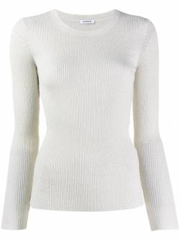 P.A.R.O.S.H. - ribbed knit jumper LUXD596300X950830960