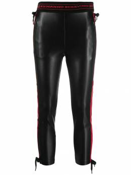 Ermanno Scervino - cropped leather trousers 3P369EYB950338860000