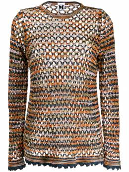 M Missoni - knitted jumper 666900K669R950539830