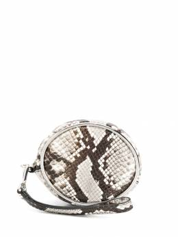 Alexander Wang - snakeskin printed clutch bag 099E6309505339900000