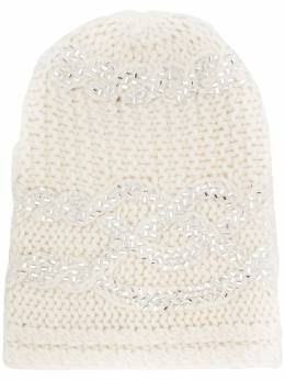 Ermanno Scervino - knitted hat 5R366CTHSM9503806300