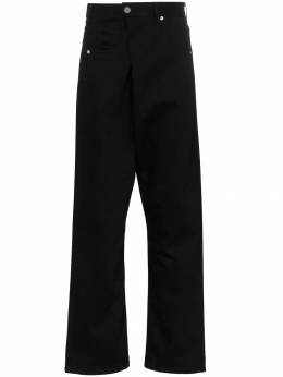 JW Anderson - asymmetric-front regular-fit jeans 5899F903959660060000