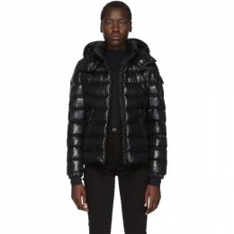 Moncler Black Down Bady Jacket 192111F06100506GB