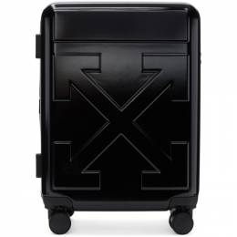 Off-White Black Arrows Trolley Carry-On Suitcase 192607F05000401GB