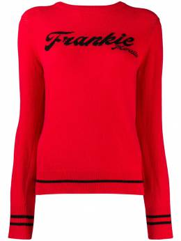 Frankie Morello - logo embroidered sweatshirt F9985MA9508589300000