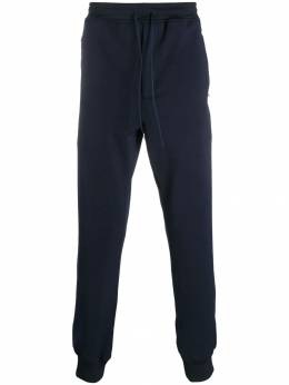 Y-3 - zipped track trousers 35595039539000000000
