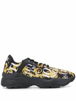 Versace Jeans Couture - baroque print sneakers UBSI8399939508305900