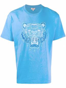 Kenzo - tiger embroidered T-shirt 5TS6565YH95096833000