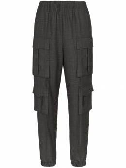 Prada - utility wool trousers 8CS999RO993983930000