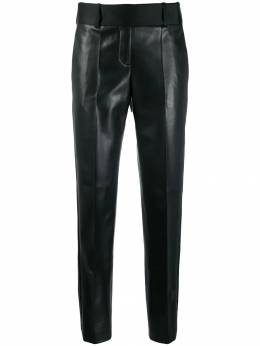 Ermanno Scervino - leather effect trousers 6P366BDEYU9503595600