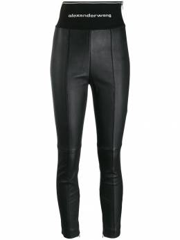 Alexander Wang - stretch leggings 09959559536955500000