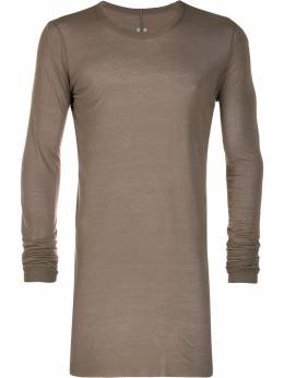 Rick Owens - long-length sweater 9F5050JS950389300000