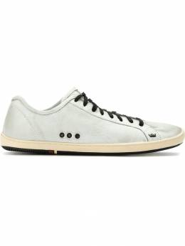 Osklen - leather lace-up sneakers 30903883990000000000