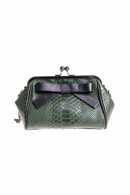 clutch Florence Bags 66B1941_GREEN