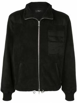 Amiri - relaxed-fit zip-up jacket 60039PF9509030600000