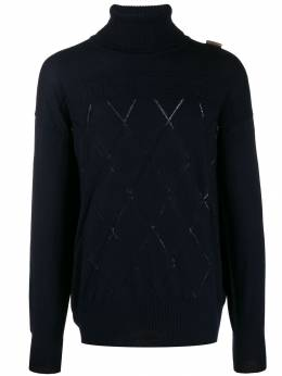 Versace Collection - relaxed jumper 6833VK66359950369960