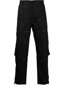 Prada - zip detailed trousers 68S990I9895089960000
