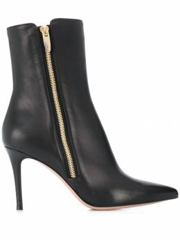 Gianvito Rossi - pointed ankle boots 56385RICNGB950598350