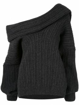 Jacquemus - oversized Ahwa jumper KN659938693695366593