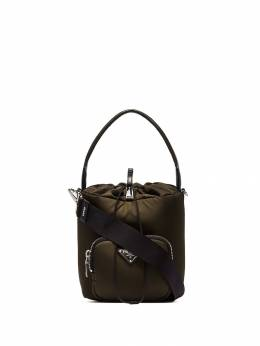 Prada - padded bucket bag 606OOO0CKIF699H95690